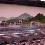 鉄道模型ジオラマ・その1♪