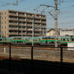 高崎線を走る電車・その2♪